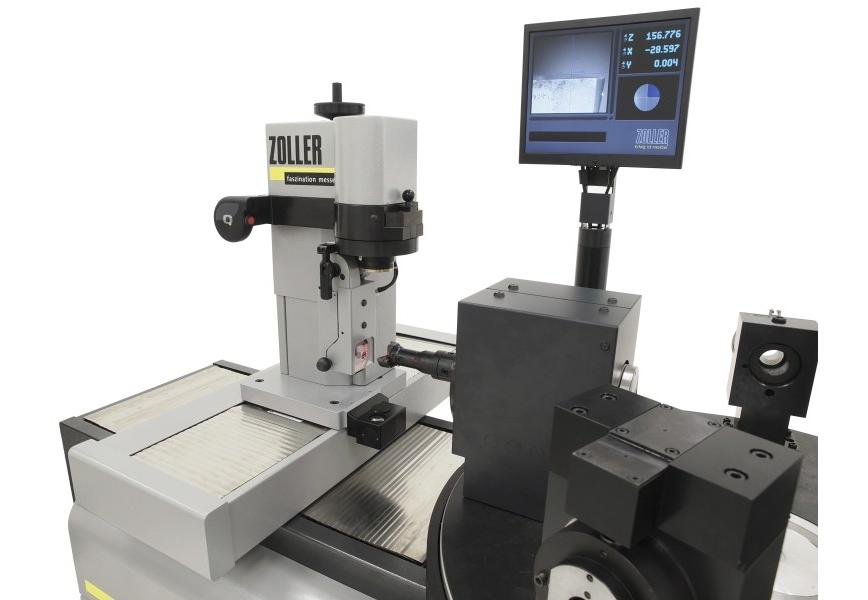 Logo Tool measuring and setting unit - hyperion