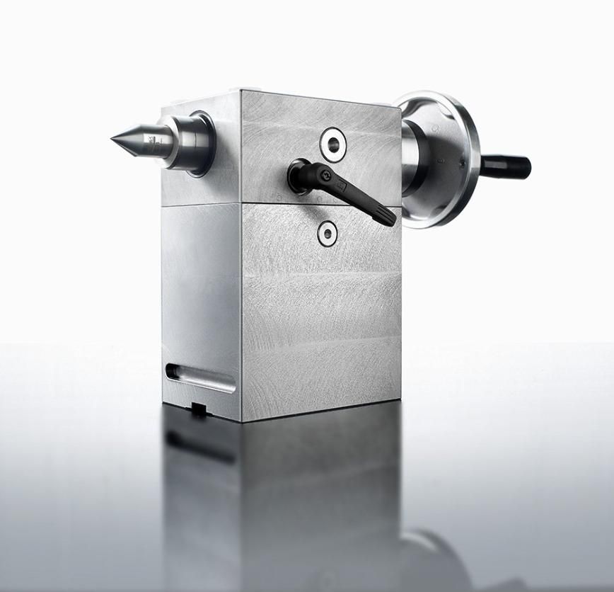 Logo Dividing head - Tailstocks and Accessories