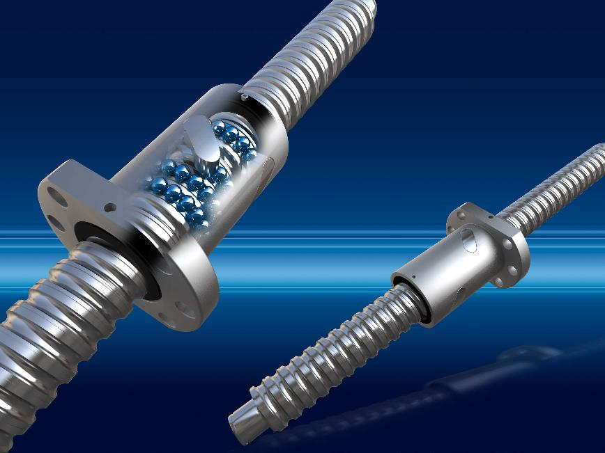 Logo Ballscrew and trapezoidal screw drives - Ballscrew and trapezoidal scr