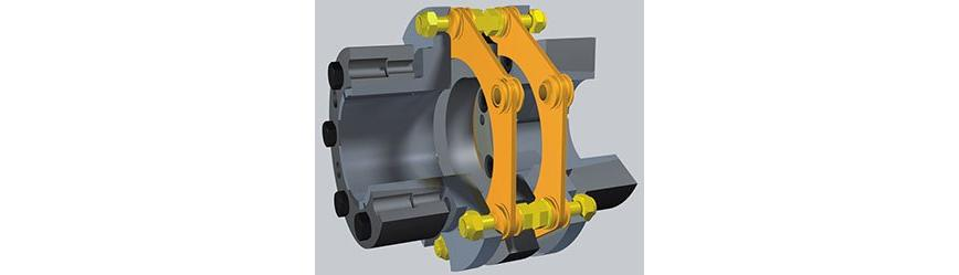 Logo Coupling - ROBA®-DS all-steel couplings
