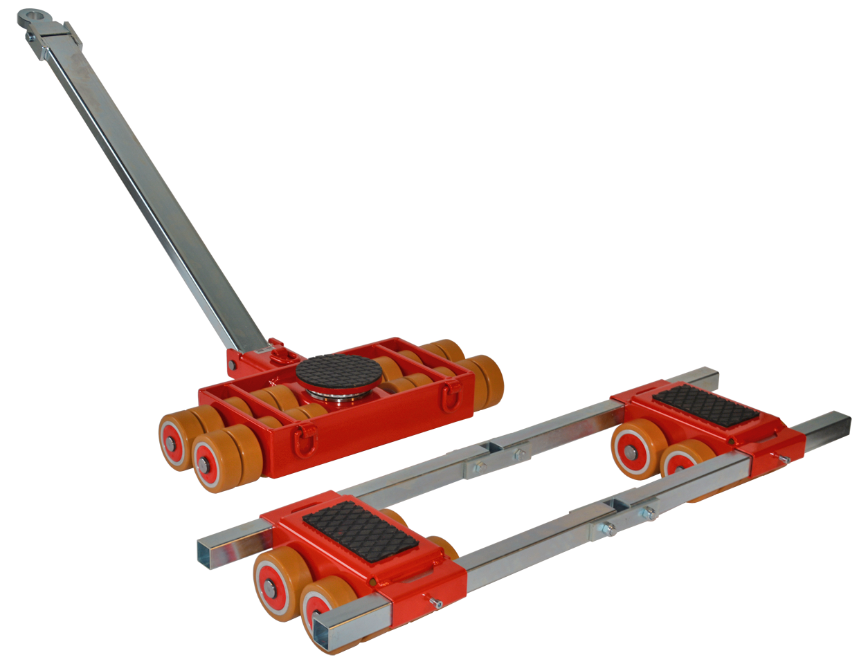 Logo Lifting and transport equipment - Transport trolley