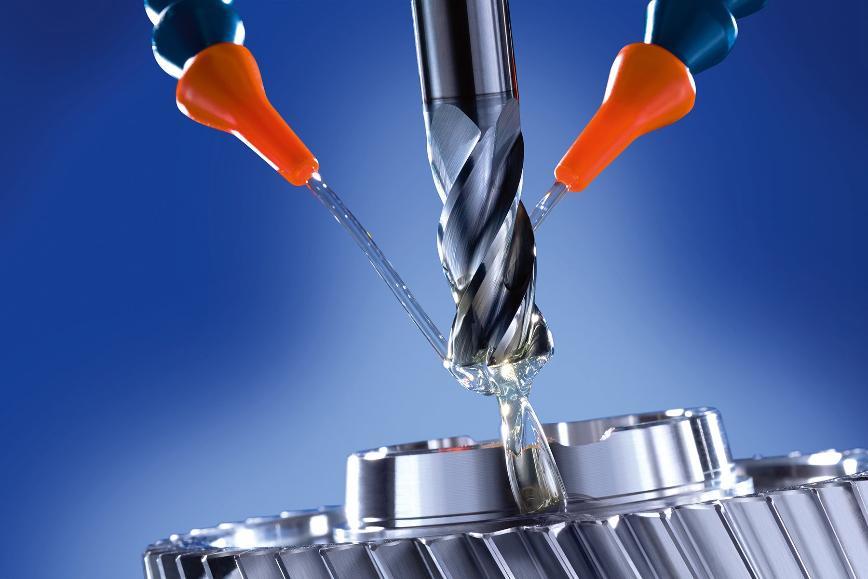 Logo Metalworking Fluid - Gas-to-Liquids