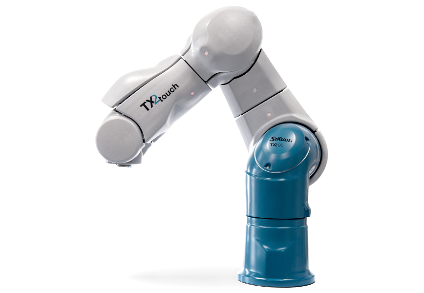 Logo Robots for other applications - TX2touch robot generation