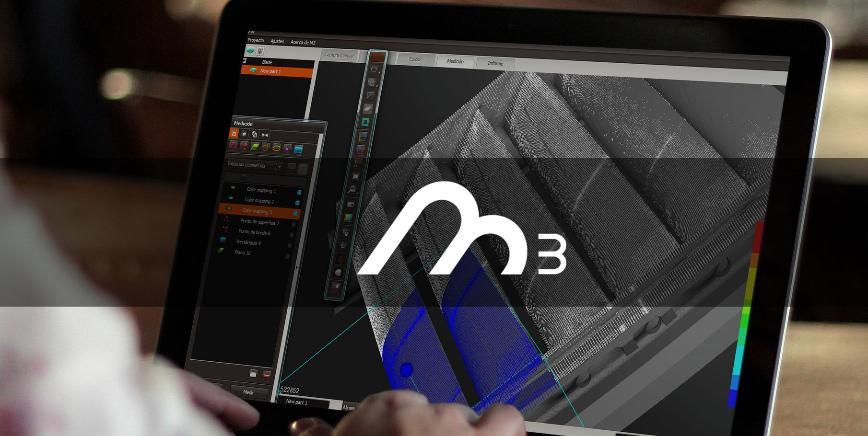 Logo Werkzeugmess- und -einstellgerät -  Messtechnik-Software M3