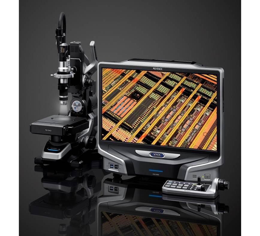 Logo  - Digitalmikroskop / VHX-6000 Serie