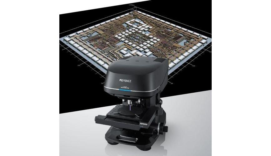Logo Konfokales 3D Laserscanning-Mikroskop / VK-X Serie - Konfokales 3D Las