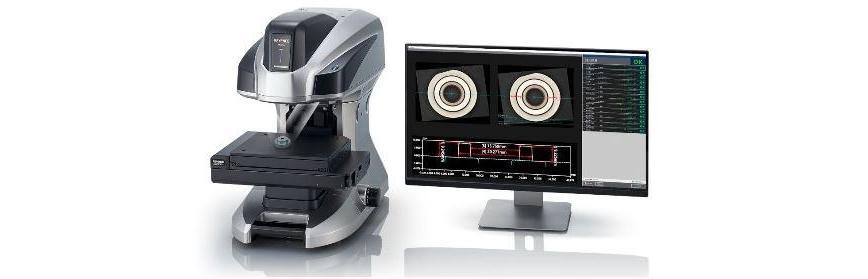 Logo 3D-Profilometer / Digitalmakroskop / VR-5000 Serie - 3D-Profilometer /