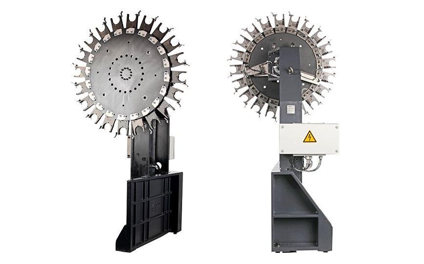 Logo Storage of workpieces and tools - Werkzeugmagazin