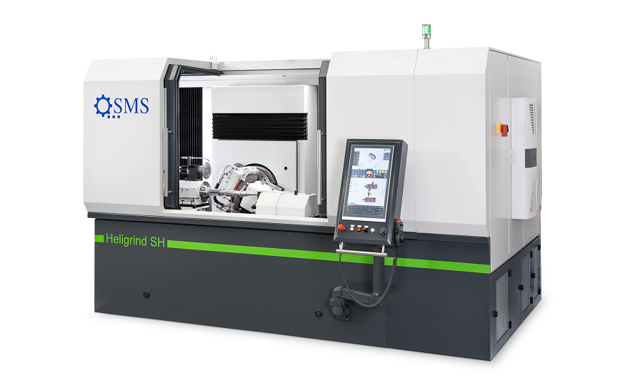 Logo Profile grinding machine - Heligrind SH