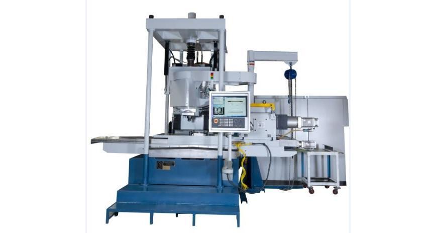 Logo Machine tools for educational purpose - Friction Stir Welding Machines
