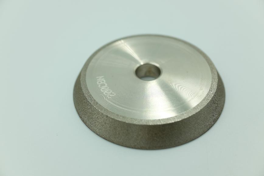 Logo Schleif- und Polierscheibe und -band - CBN Grinding wheel