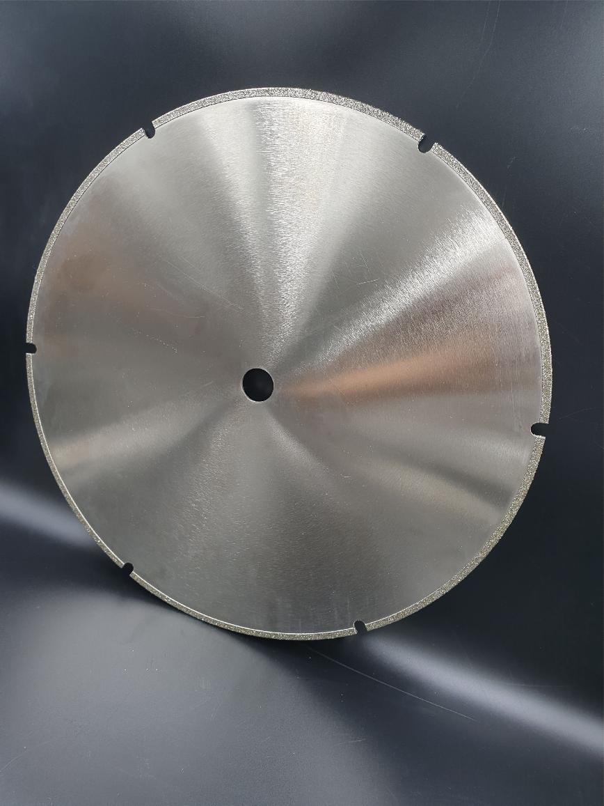 Logo Diamantschneidwerkzeug - Diamond segmented saw blade/ cutting disc