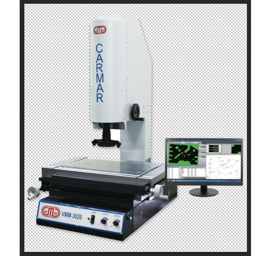 Logo Geometric measuring, touchless - VIDEO MEASURING MACHINE