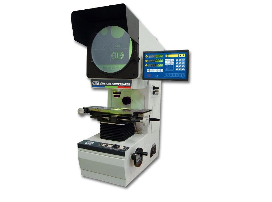 Logo Precision measuring instrument - PROFILE PROJECTOR(OPTICAL COMPARATOR)