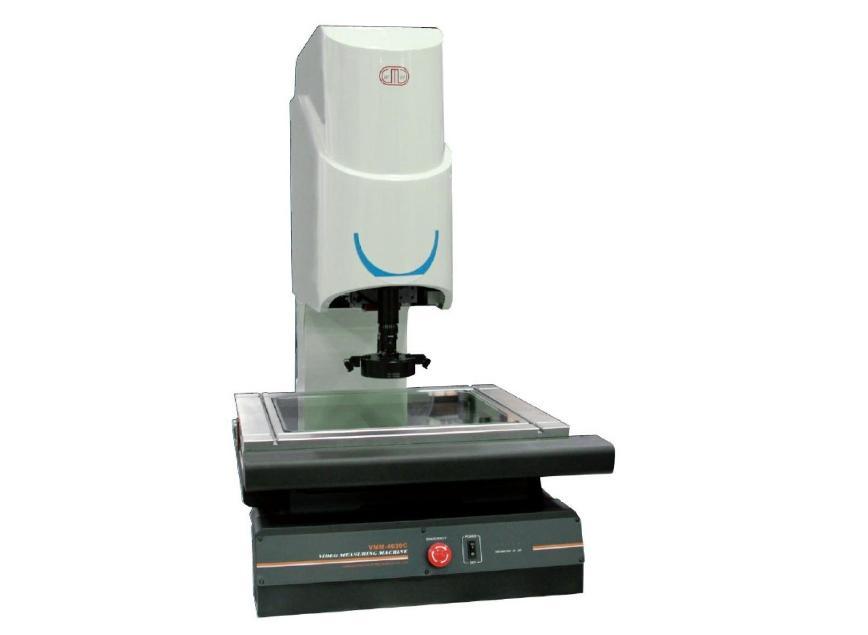 Logo Geometric measuring, touchless - CNC VIDEO MEASURING MACHINE