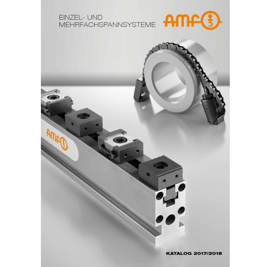 Logo Chucking system - SINGLE AND MULTIPLE CLAMPING SYSTEMS