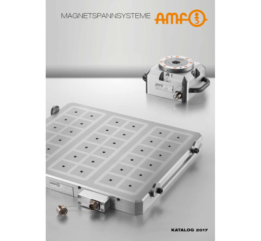 Logo Magnetic plate - MAGNETIC CLAMPING TECHNOLOGY