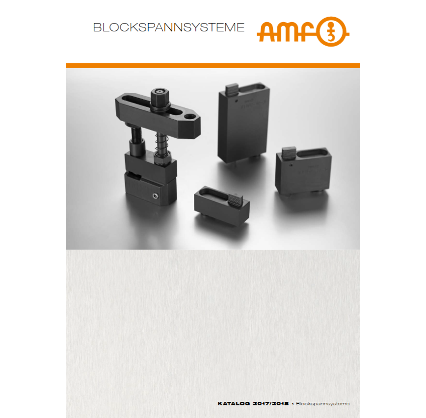 Logo Clamping Systems - BLOCK-CLAMPING SYSTEMS
