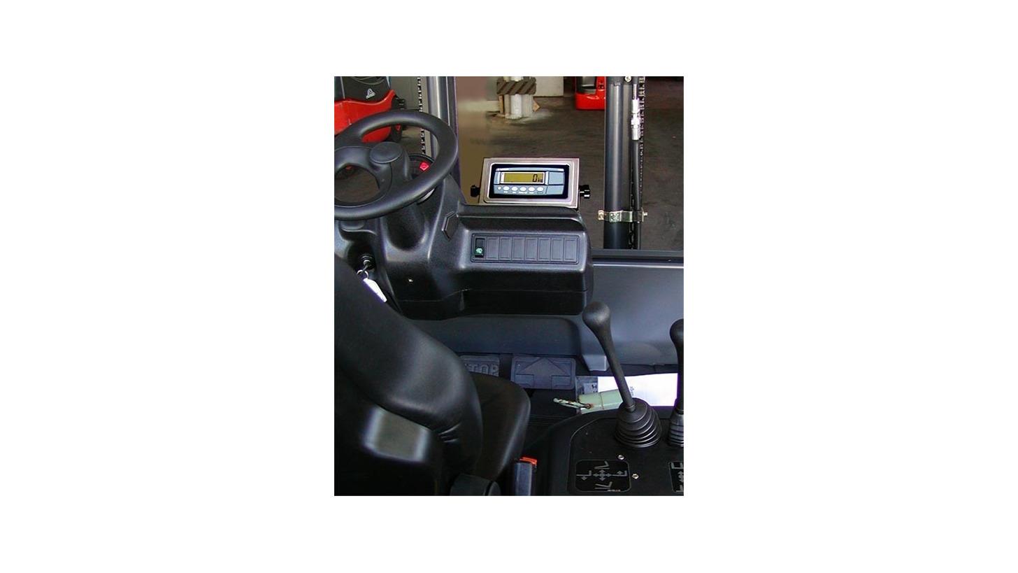 Logo Forklift weighing system KPZ 39-1