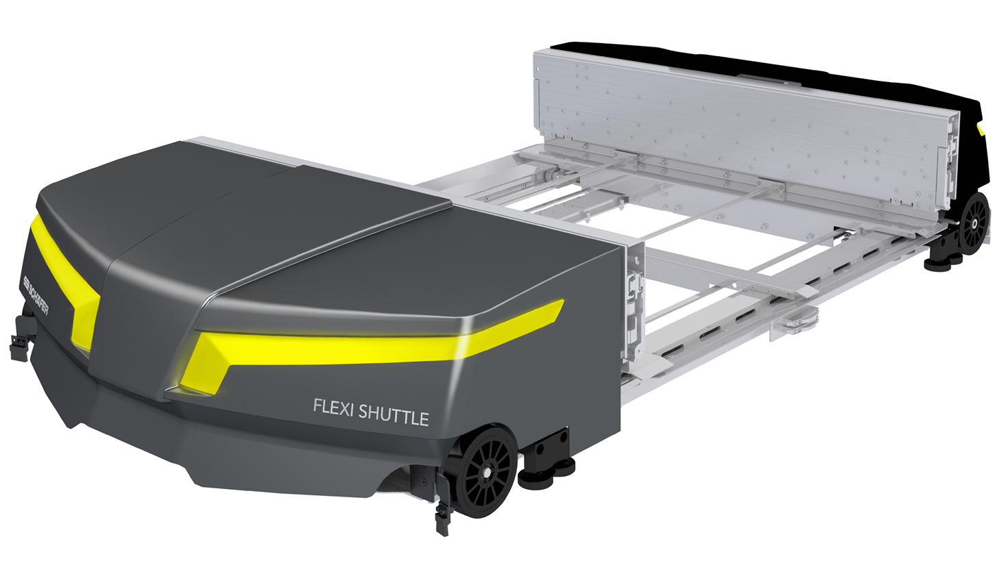 Logo SSI Flexi Shuttle