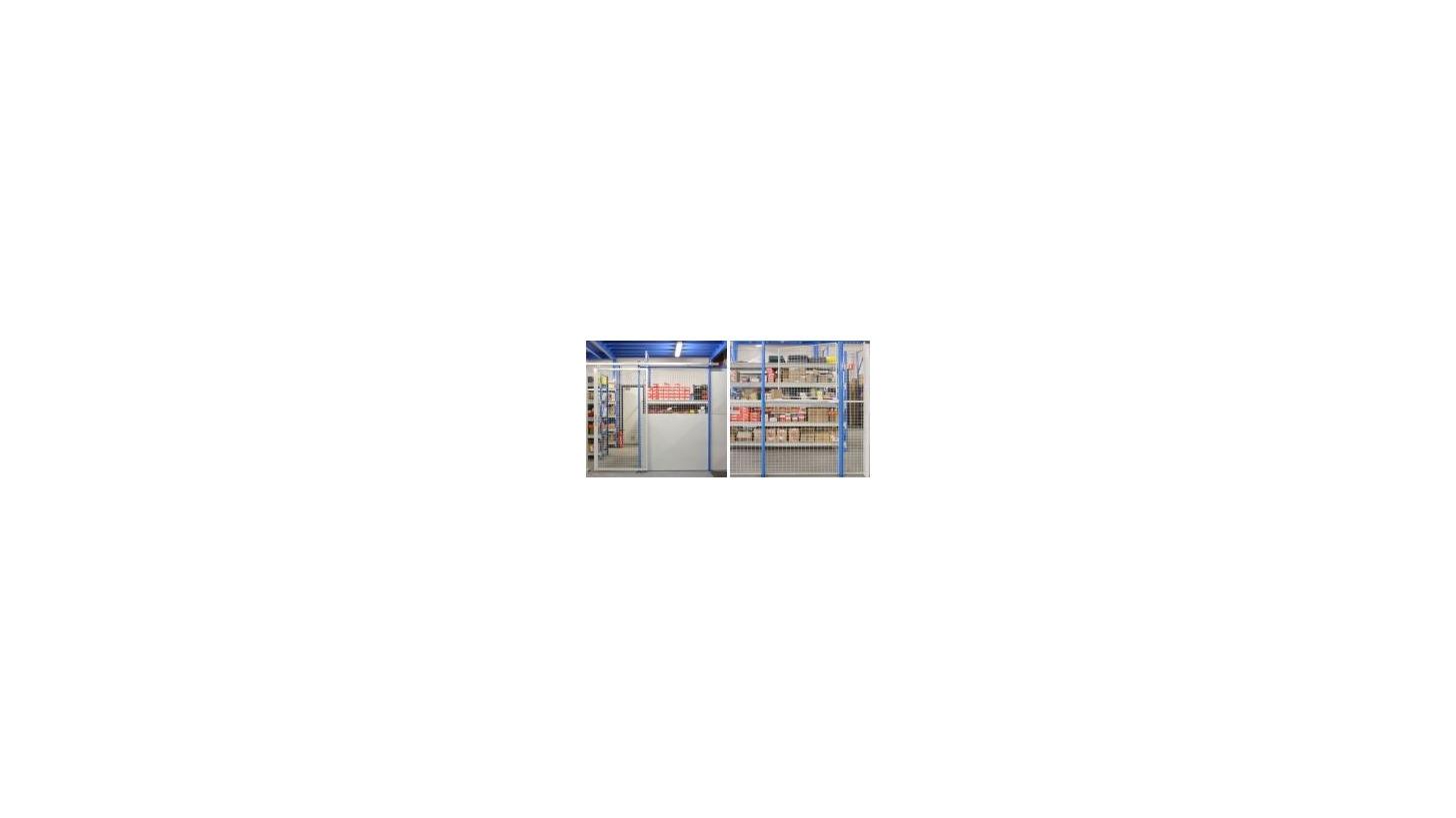 Logo Industrietrennwände/Gitterbox