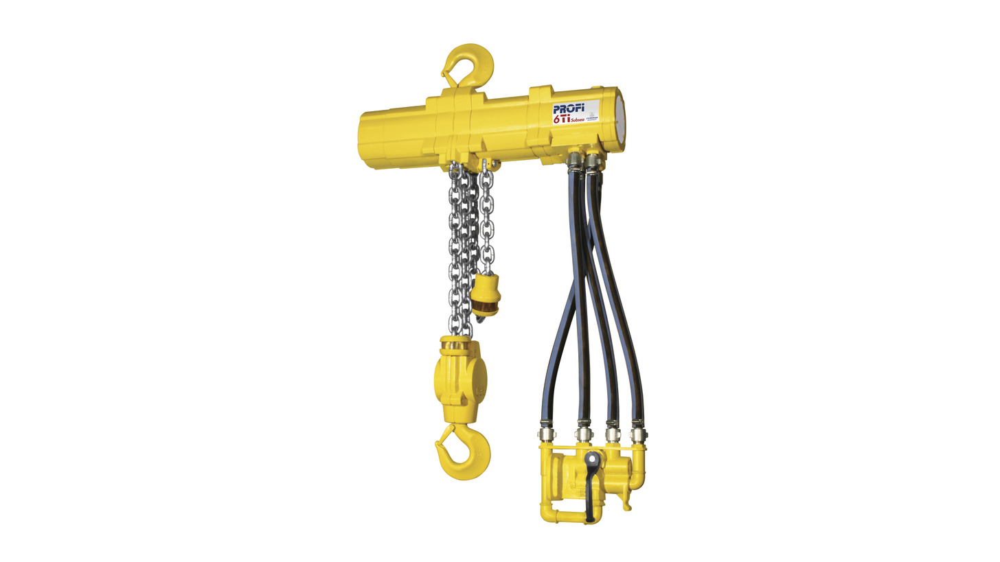 Logo JDN Subsea Hoists