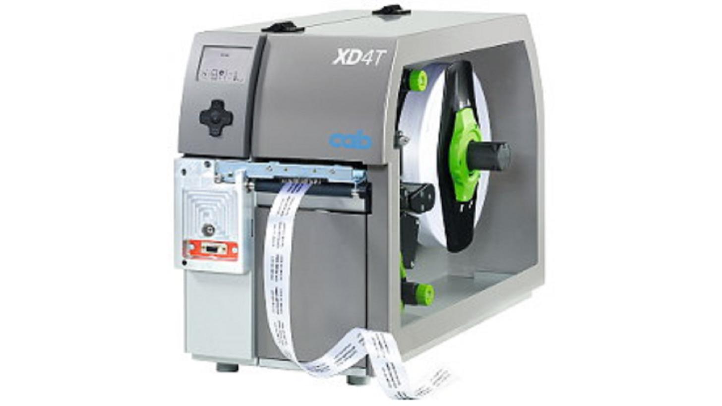 Logo Label printers XD4T