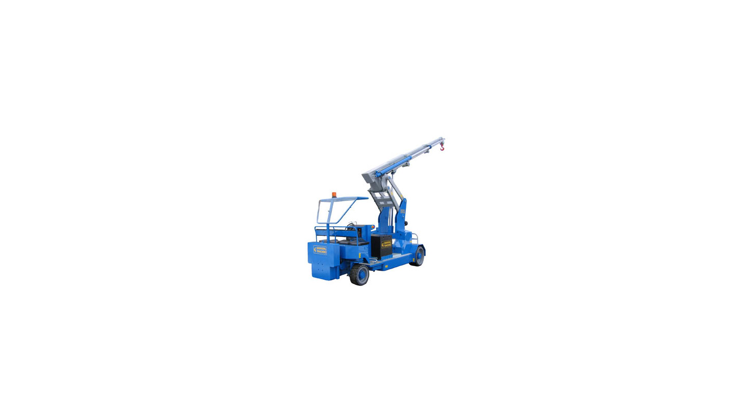 Logo Gruniverpal Pick & Carry cranes