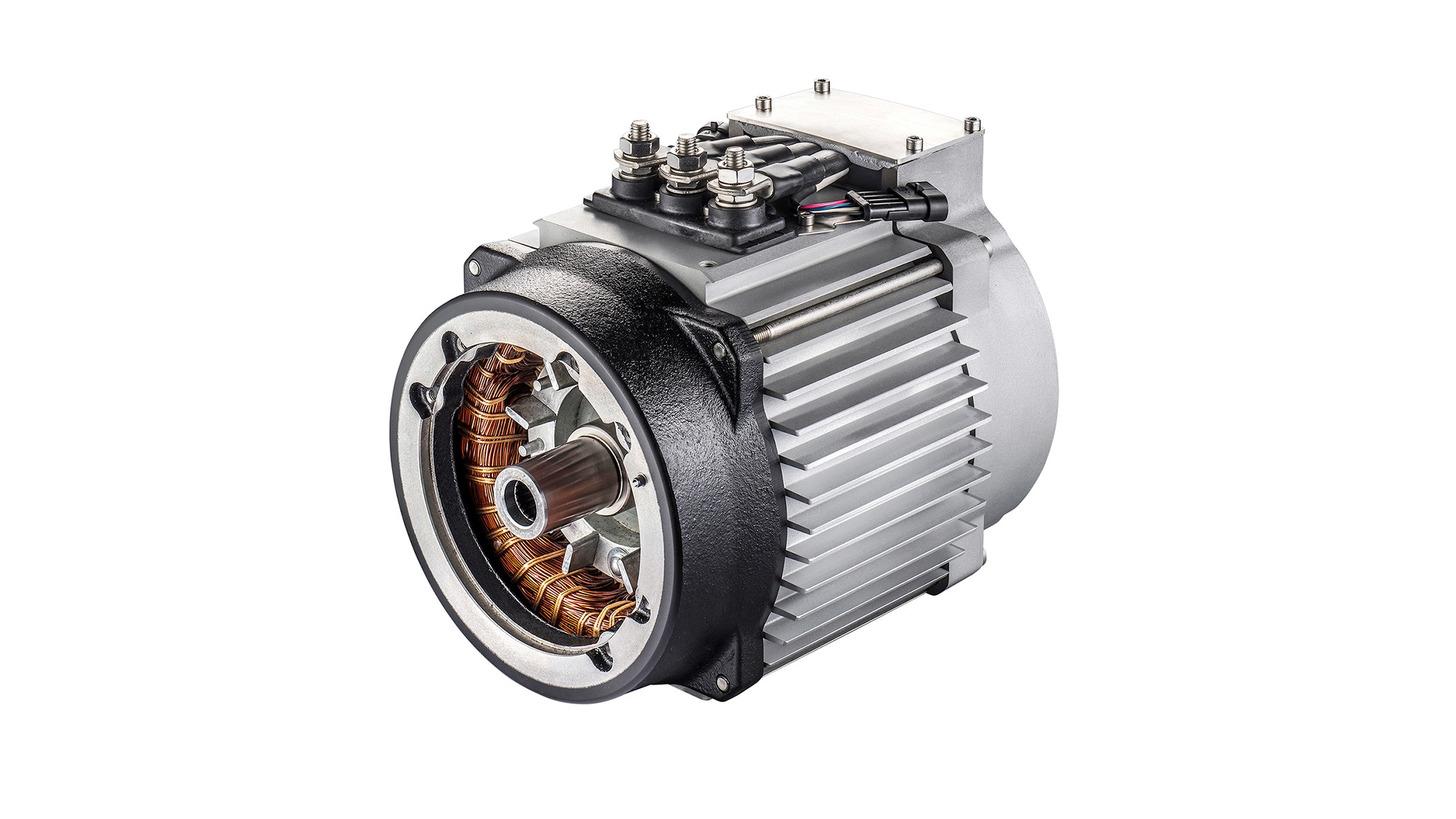 Logo Asynchronous motors/generators