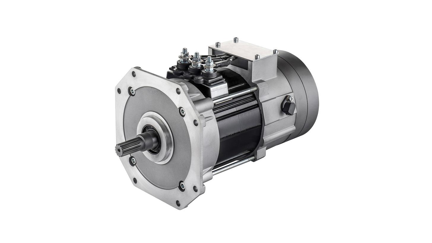 Logo Permanent magnet motors/generators PMSM