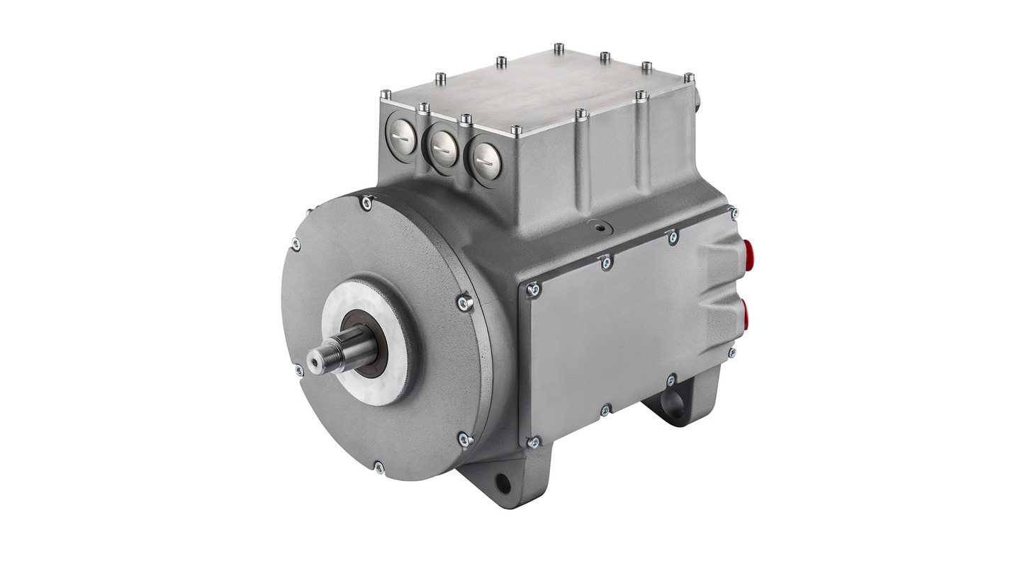 Logo Synchronous reluctance motor/generators