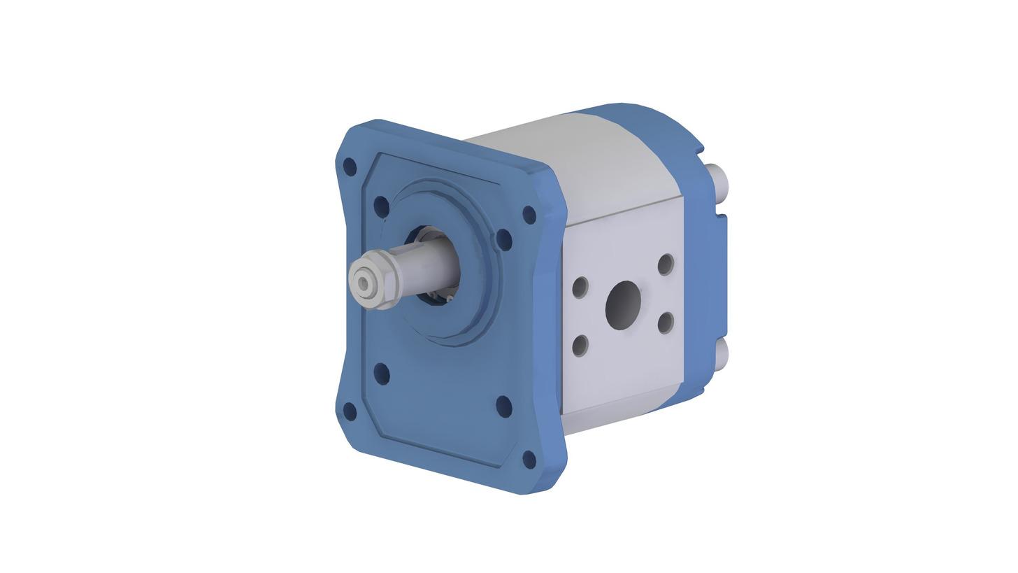 Logo Hydraulic Gear Pump