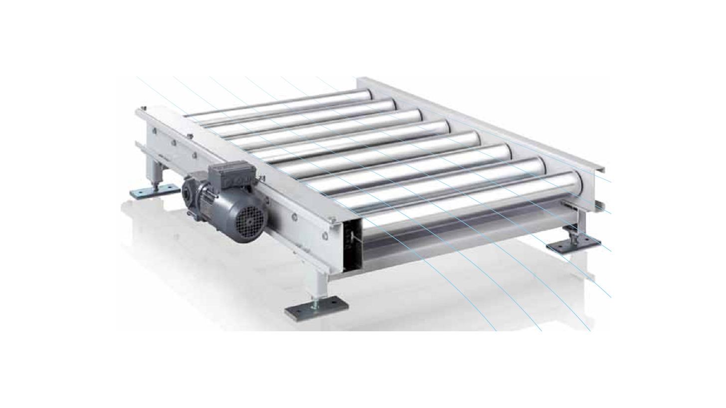Logo Roller conveyor ARF 80-A
