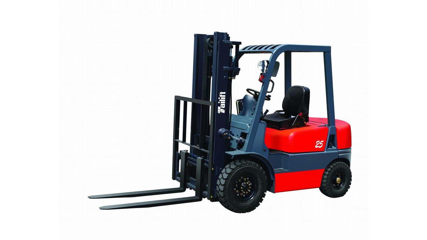 Logo 9L series Tailift I.C.1.5-5 ton Forklift