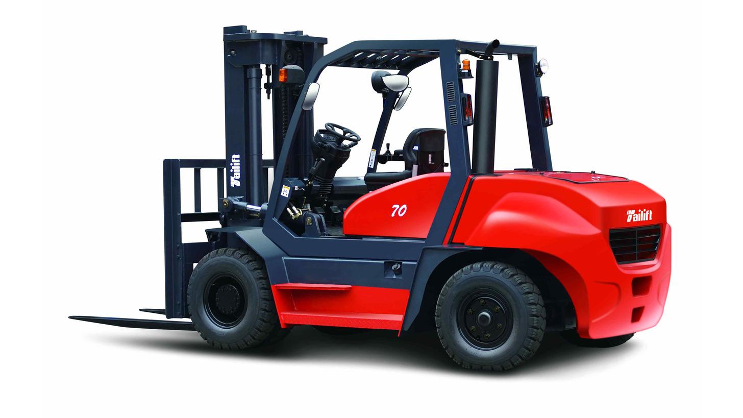 Logo 9L series 6-10 ton Tailift I.C. Forklift