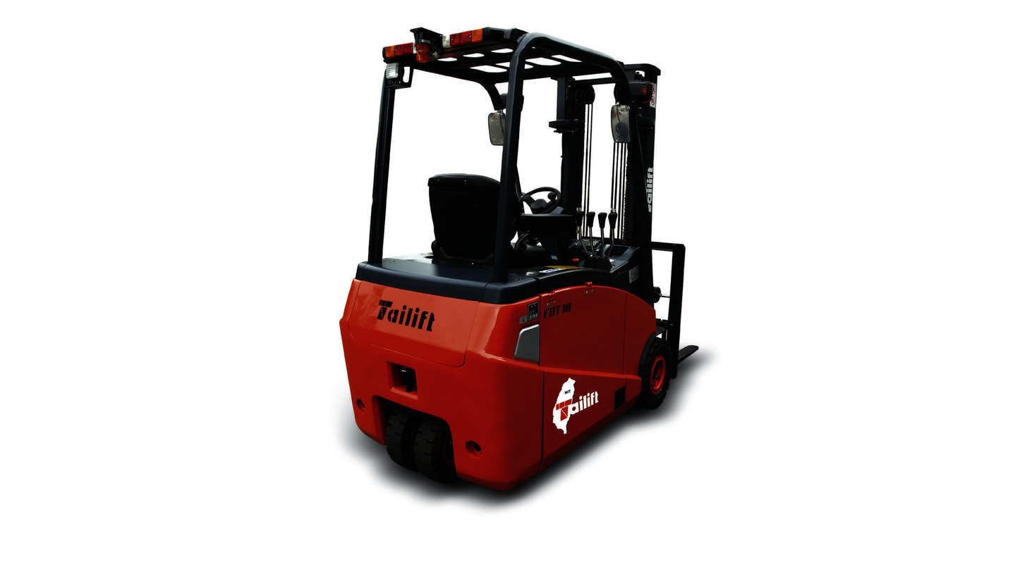 Logo Z2000 New Electric Forklift