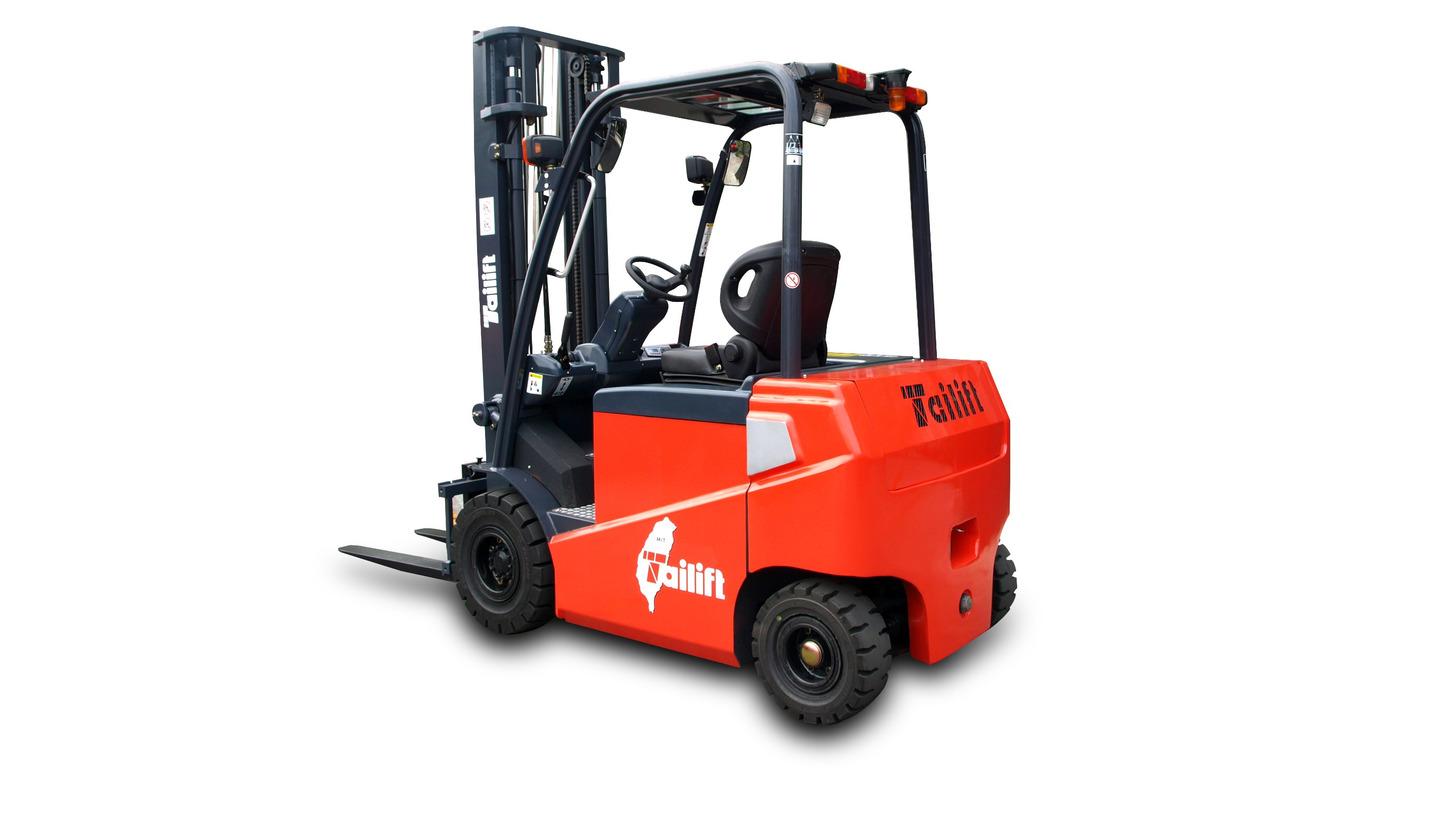 Logo Z2000 New Electric Forklift