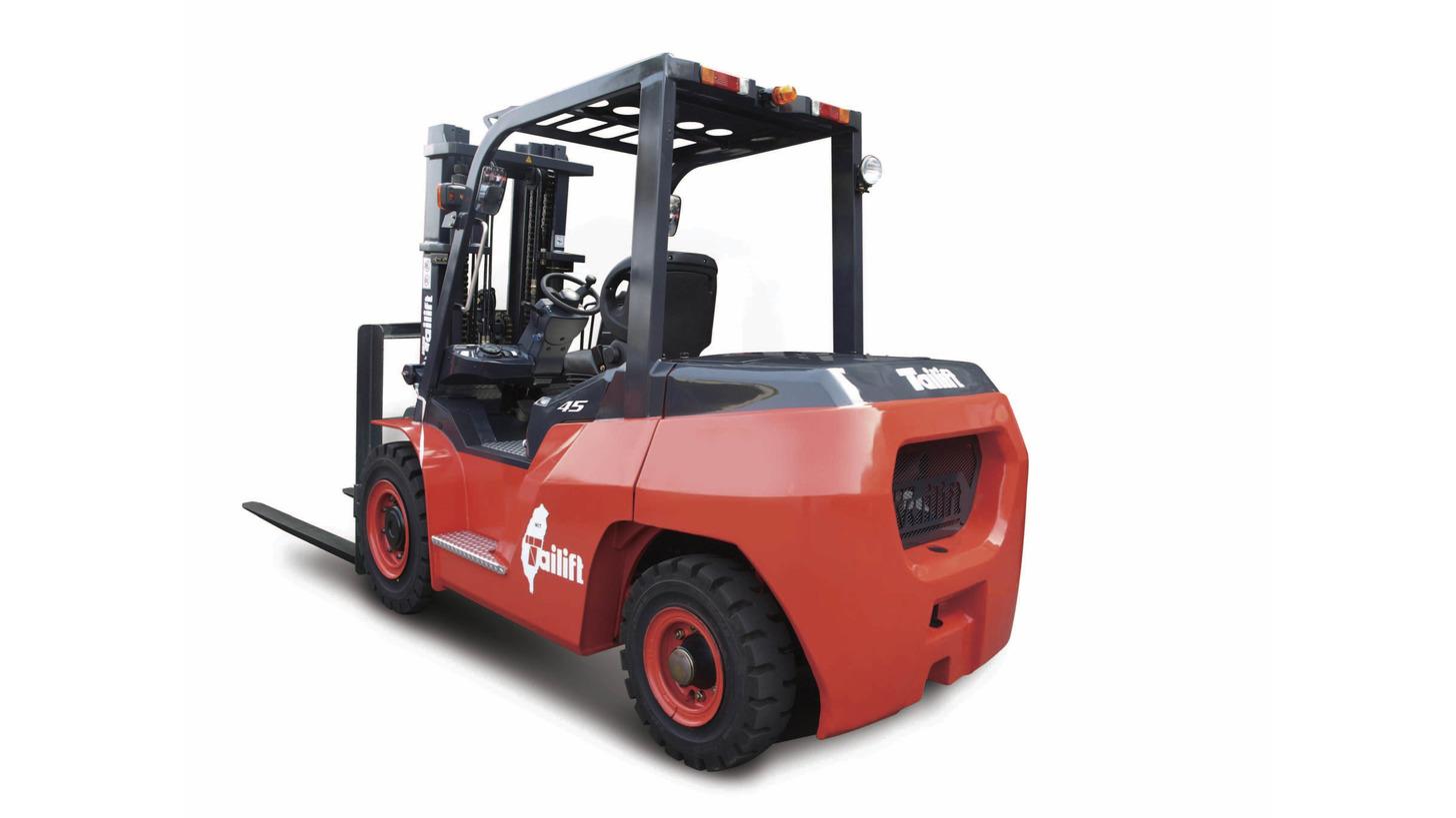 Logo Z1000 series 4-5T Tailift I.C. Forklift
