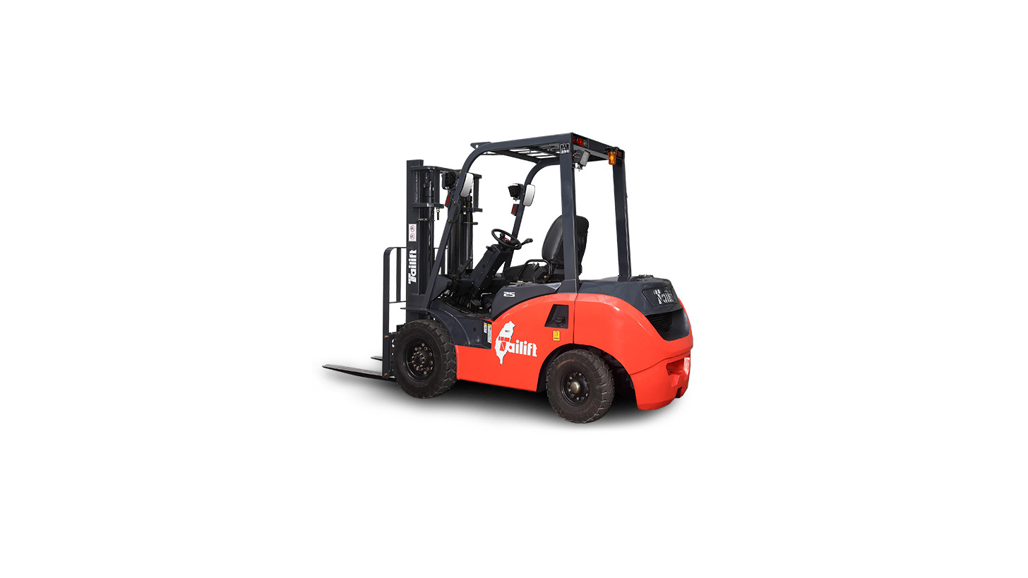 Logo 9L Plus Series 2-3.5T Forklifts