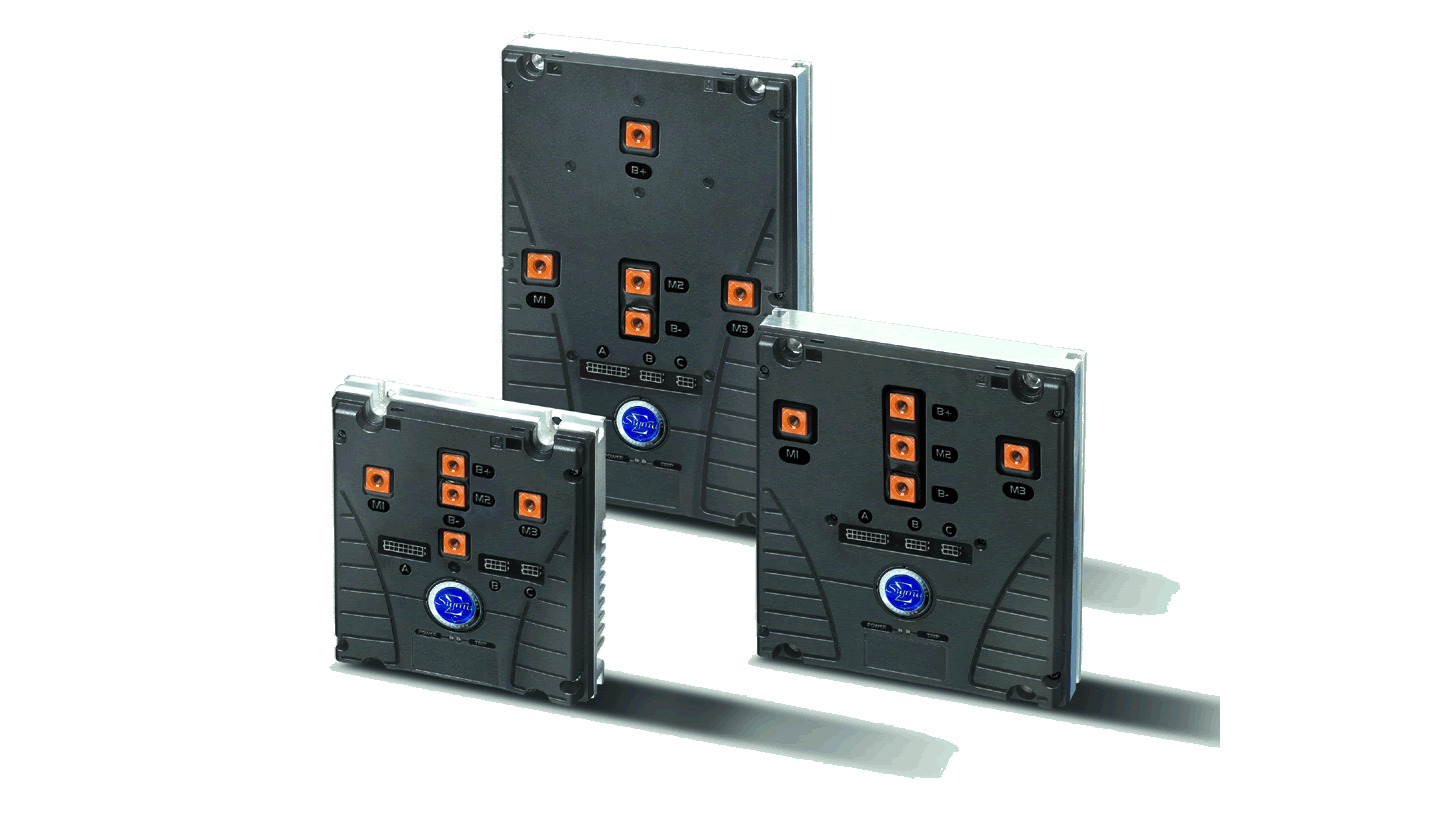 Logo Sigmadrive Speed Controllers