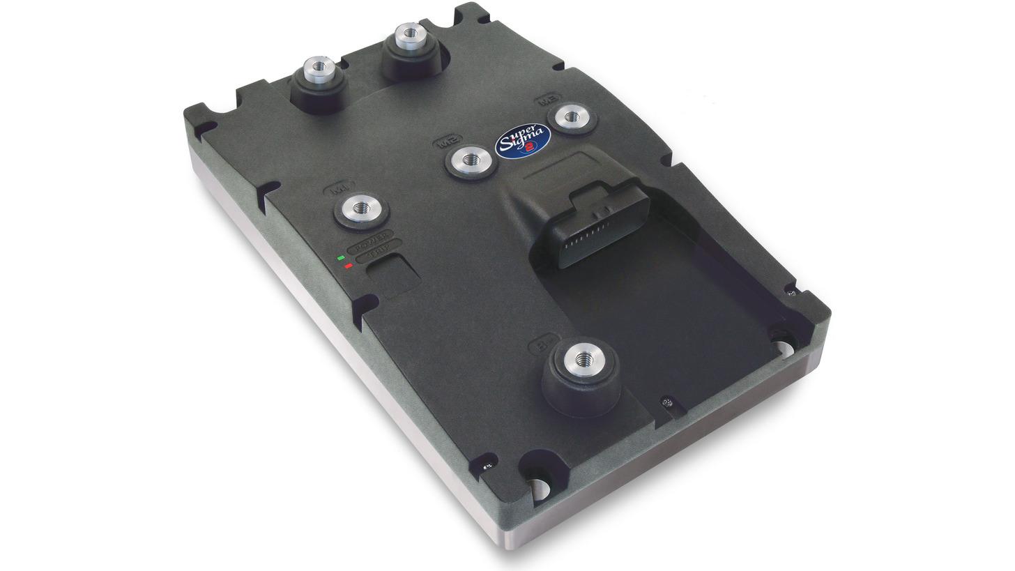 Logo SuperSigma2 - Speed controller