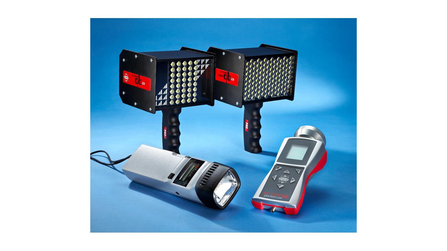 Logo Portable stroboscopes - LED and XENON