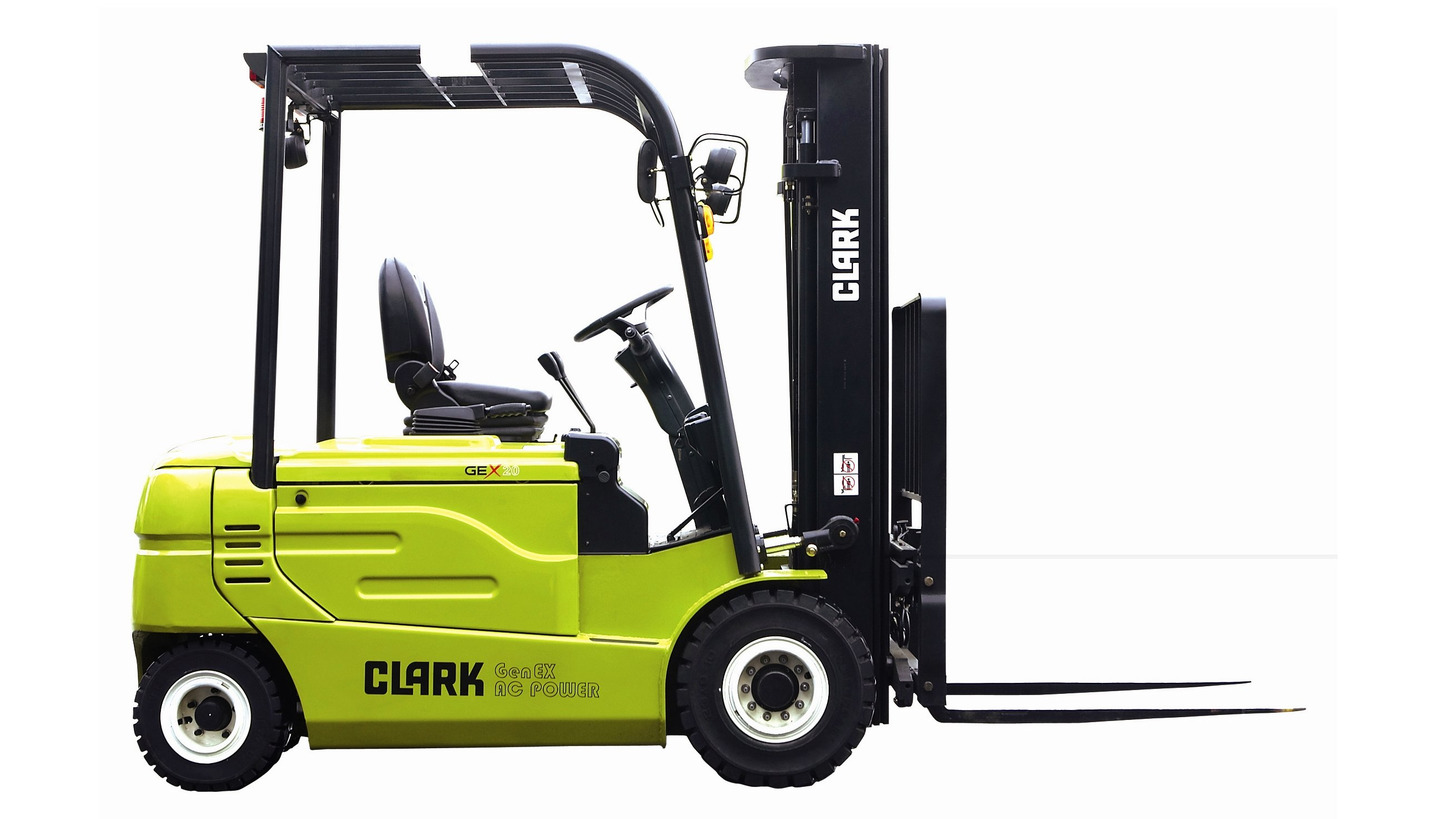 Logo CLARK Elektro-Gabelstapler GEX20-30L
