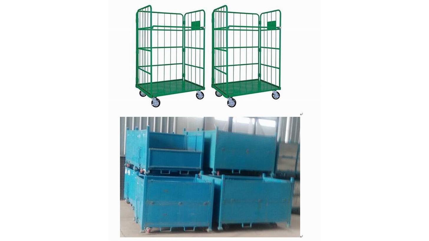 Logo 3. Roll container