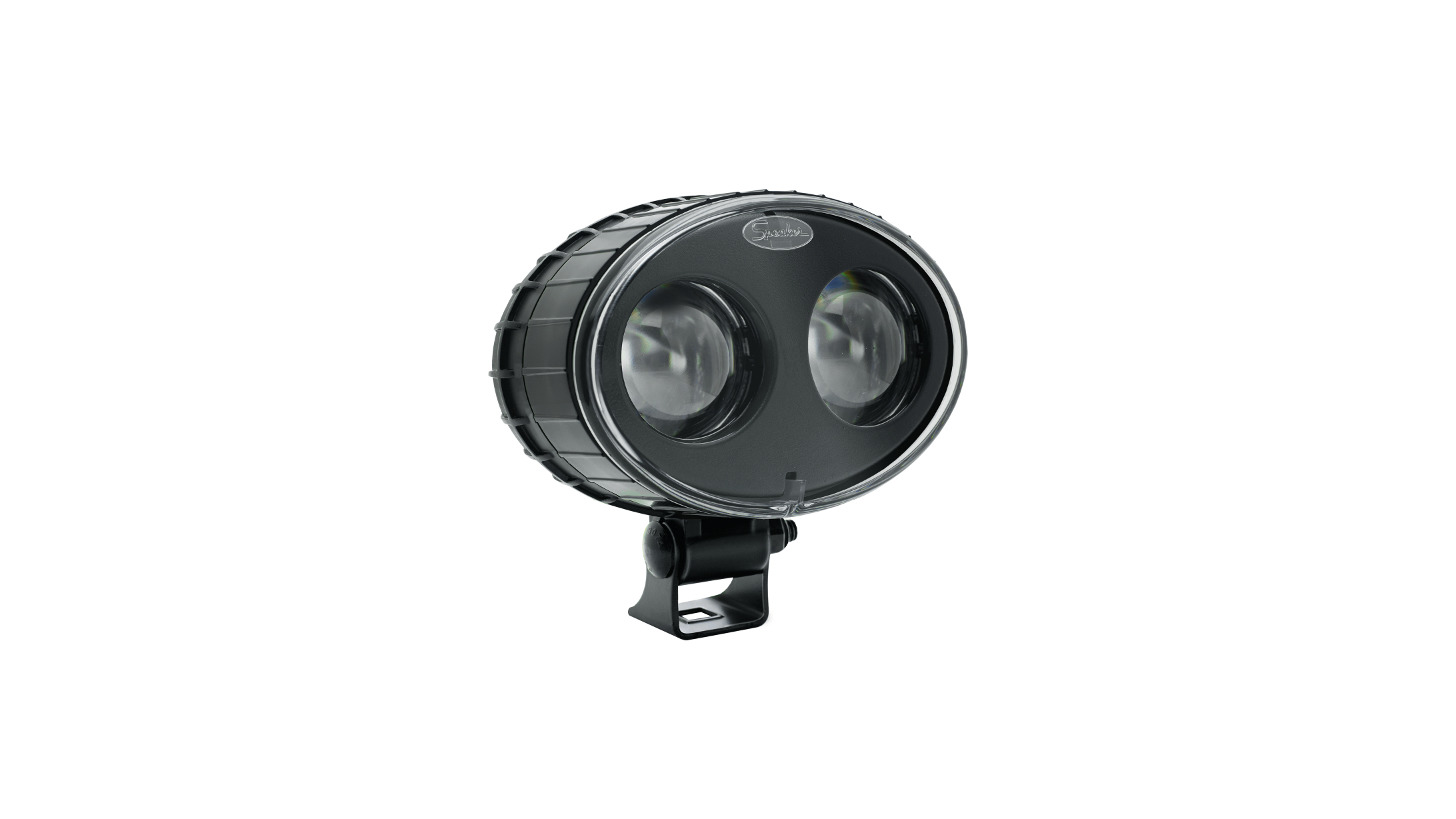 Logo LED spot light model 770, BlueSpot