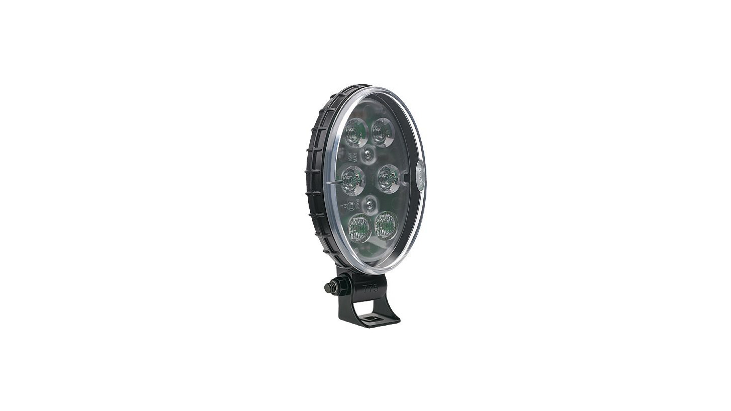 Logo LED work light with turn signal model 775 XD