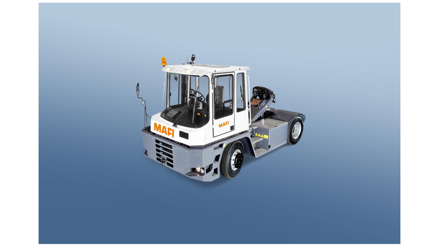 Logo RoRo-Zugmaschine R 332/ R 336