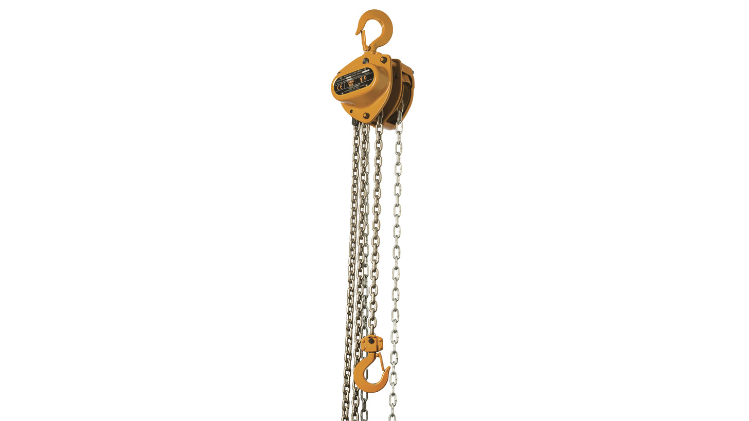 Logo KITO Hand chain hoists CB