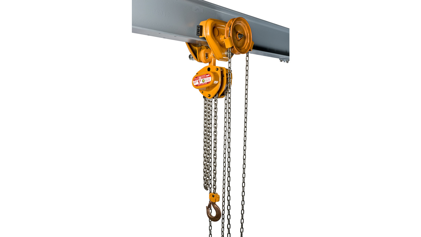 Logo KITO Manual Chain Hoist CB ATEX