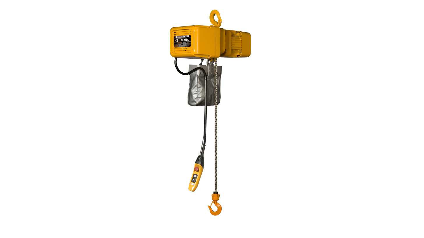 Logo KITO Electric Chain Hoist ER2 Stepless
